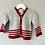 Thumbnail: § Baby Boys Varsity Cardigan