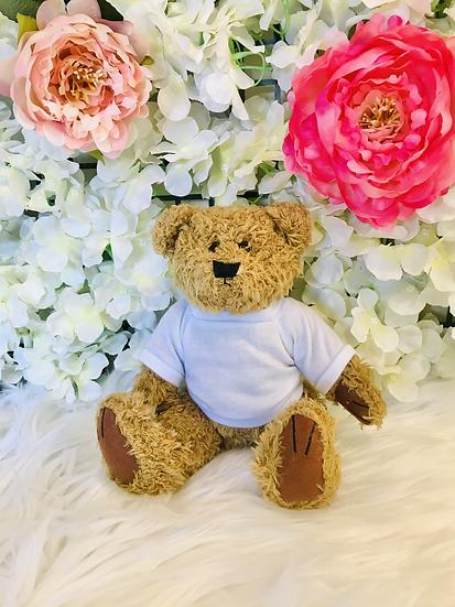 § Classic Teddy Bear in T-shirt- 20cm