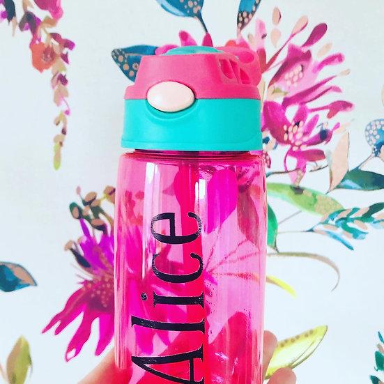 § Chunky rainbow bottles