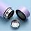 Thumbnail: Ombré Pastel Digital Flask Personalised