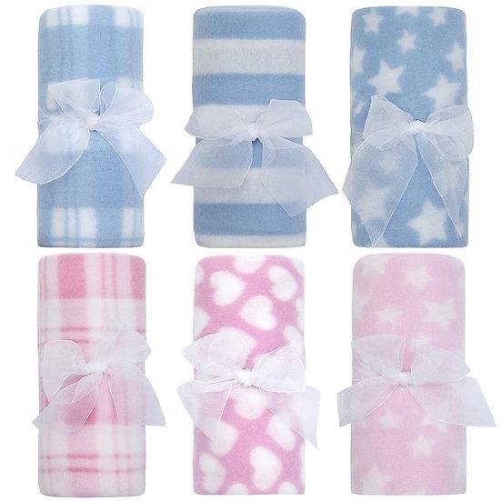 § Patterned Pram Blanket