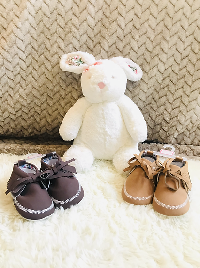 § Baby Girls Moccasin Boots