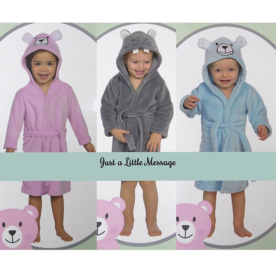 § Cosy Ears Dressing Gown