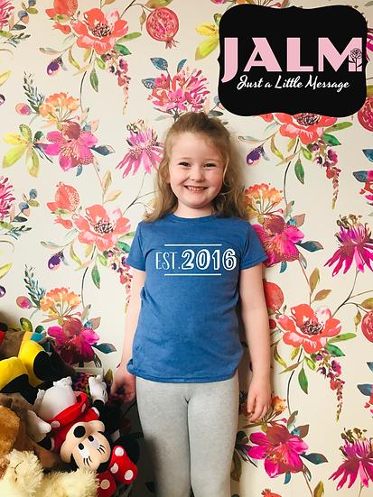 § Birth year T-Shirt