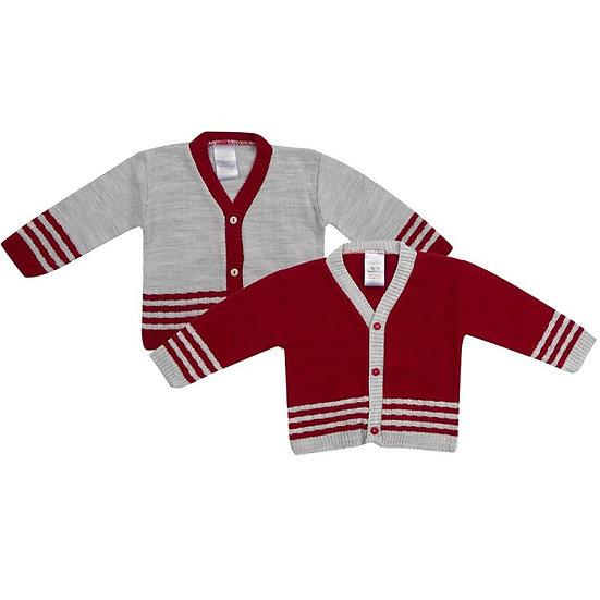 § Baby Boys Varsity Cardigan