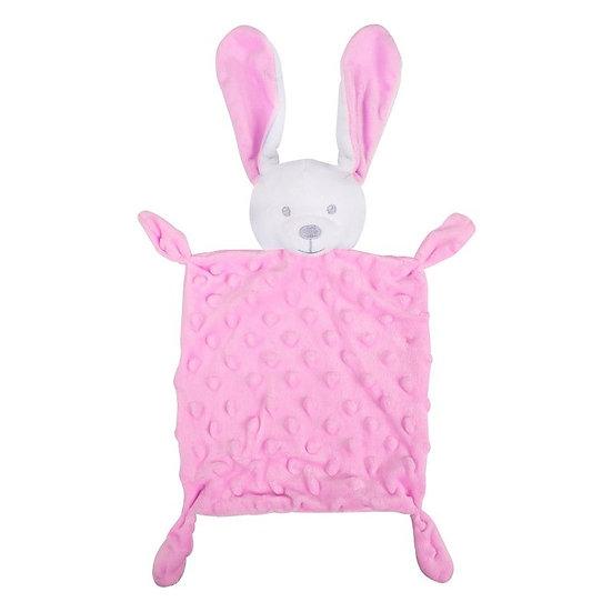 § Pink Bunny Comforter