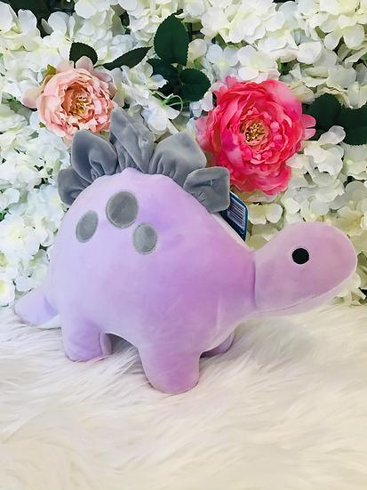 § Lilac Stegosaurus- 30 cm