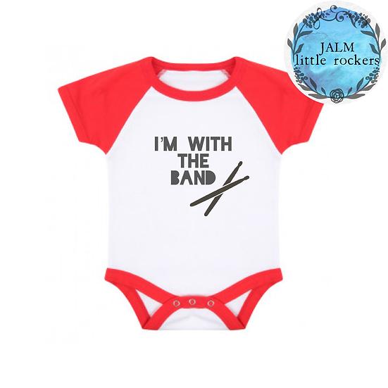 § BAND Baby Vest JALM Originals