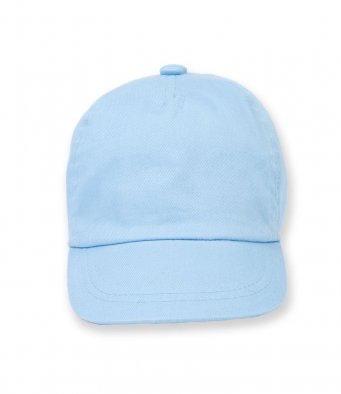 § INFANT Summer Cap PALE BLUE
