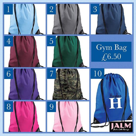 PREMIUM P.E / SCHOOL GYM BAG