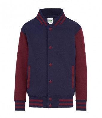 § Varsity College Jacket- PLAIN
