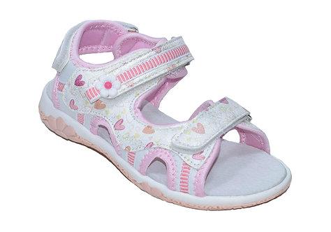 Πέδιλο Teddy shoes MLB32M60957 Pink