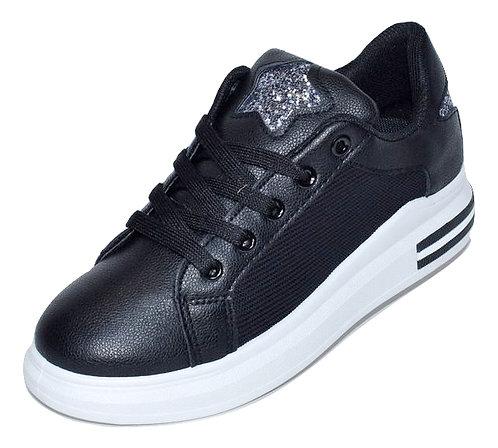Αθλητικό sneaker style AD-925BL