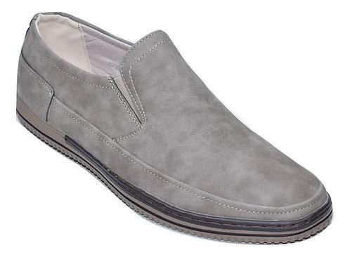 Casual μοκασίνι Il mondo comfort 1901 Grey