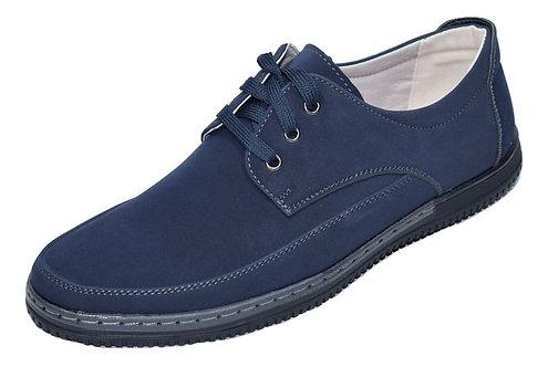 Casual δετό Il mondo comfort 1902 Blue