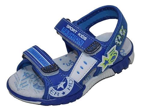 Πέδιλο Teddy shoes 50650BLU