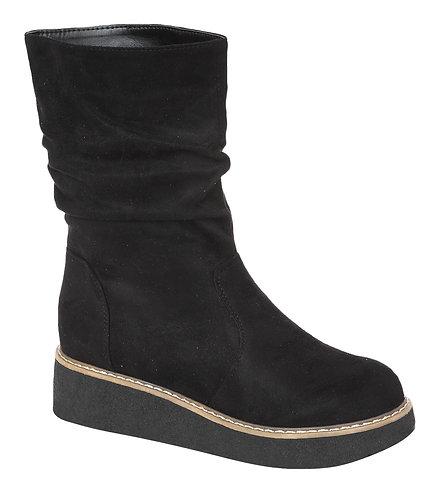 Μπότα τύπου κάλτσας Sirena 241036B