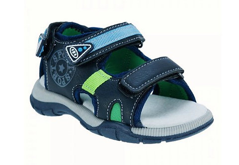 Πέδιλο Teddy shoes MLB5960386 Blue