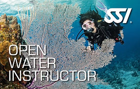 Aquatis Diving Lanzarote - Open Water Instructor SSI