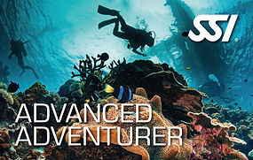 Aquatis Diving Lanzarote - SSI Advanced Adventurer