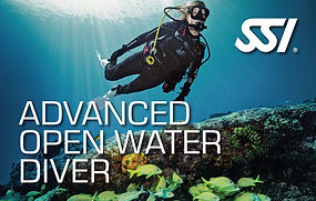 Aquatis Diving Lanzarote - Advanced Open Water SSI