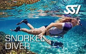 Snorkel Diver - Aquatis Diving Lanzarote