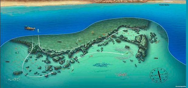 la Graciosa- Aquatis Buceo Lanzarote