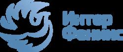Лого кириллица цвет горизонтальный сжаты