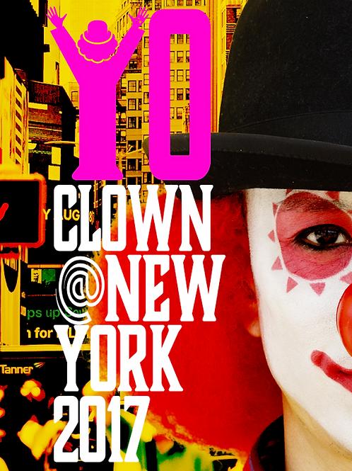 [卸価格]YO-CLOWN @ NEW YORK 2017