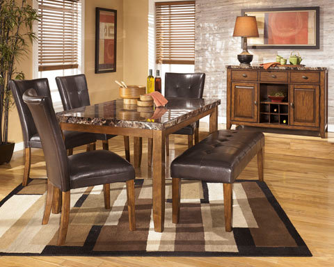 Ashley Top Ten Dinning Rooms