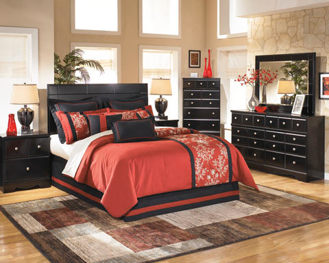 Ashley 5pc Bedroom Set