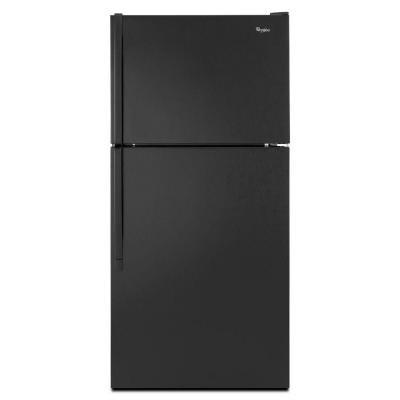 Amana Refrigirator-w8txngzbq-blk