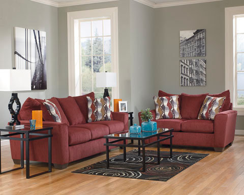 Ashley Sofa Sets-26901