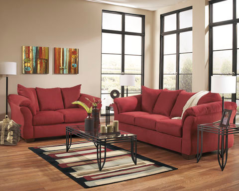 Ashley Sofa Sets-75001