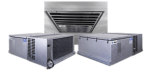 WALK-IN COOLER, WALK-IN FREEZER, SELF CONTAINED, DROP-IN OR PENTHOUSE INDOOR REFRIGERATION SYSTEMS