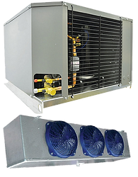 WALK-IN COOLER, WALK-IN FREEZER, OUTDOOR REFRIGERATION SYSTEMS FROM 1/2 HP TO 80 HP