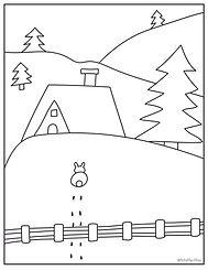 snow bunny freebie - @artistaprilfoxx.jp
