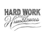 Hard Work and Humbleness