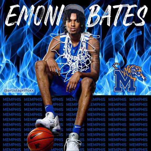 Emoni Bates committed to Memphis!