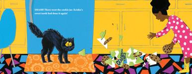 Book - Keisha Cane and Her Very Sweet Tooth