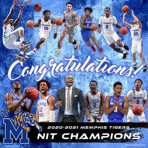 Congratulations NIT Champs