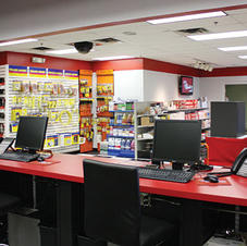 Over Counter Sales Dept