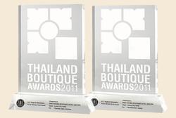 2011 THAILAND BOUTIQUE AWARD
