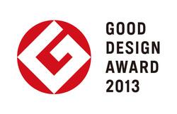 2013 G MARK AWARD FROM JAPAN