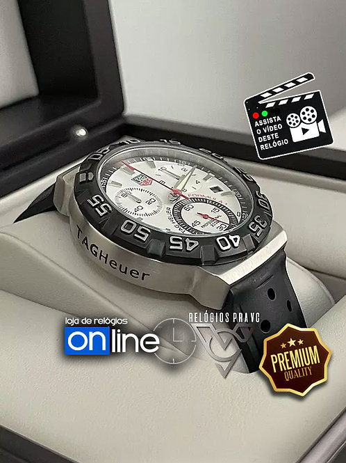 relógios Tag Heuer Formula 1 branco