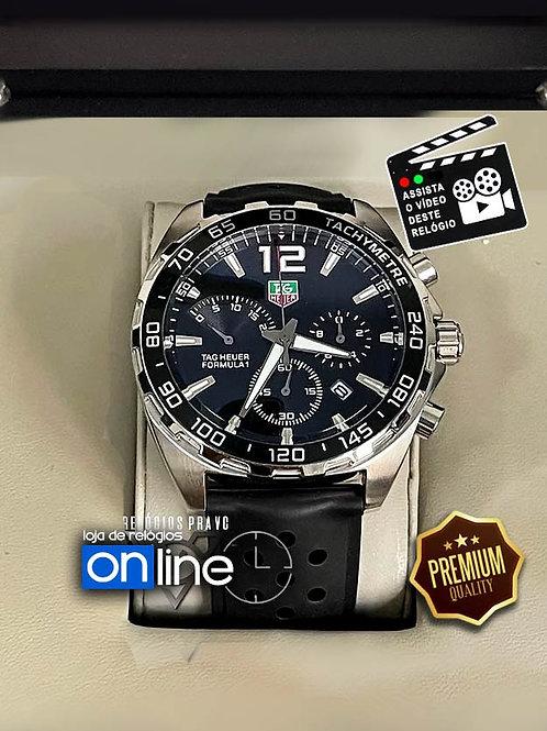 RELÓGIO TAG F1 BLACK Qualidade: Premium AAA Crono: 100 % funcional