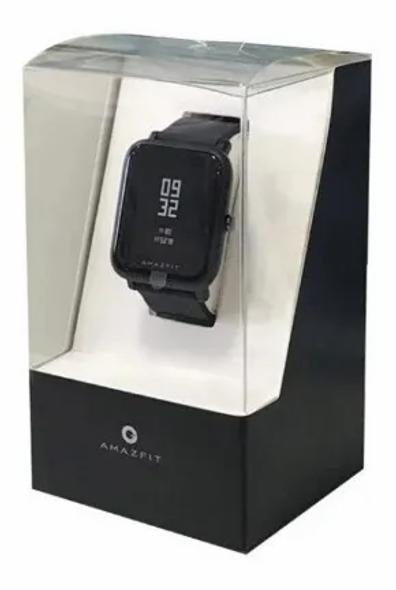 relógio inteligente xiaomi amazfit