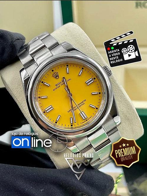Relógios Rolex - Kit Rolex Oyster Yellow