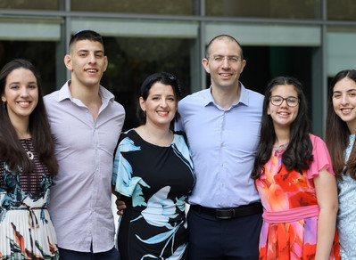THE DONOR EXPERIENCE - A LETTER FROM THE GILBERT FAMILY