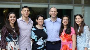 חווית התורם – מכתב ממשפחת גילברט